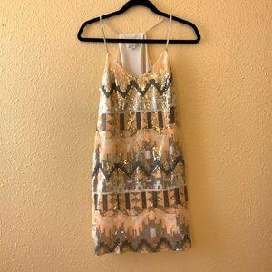 Charlotte Russe Sequin Dress